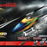 Novo T-Rex 800 Pro DFC